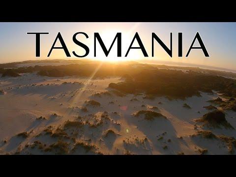 Drone Video -Tasmania