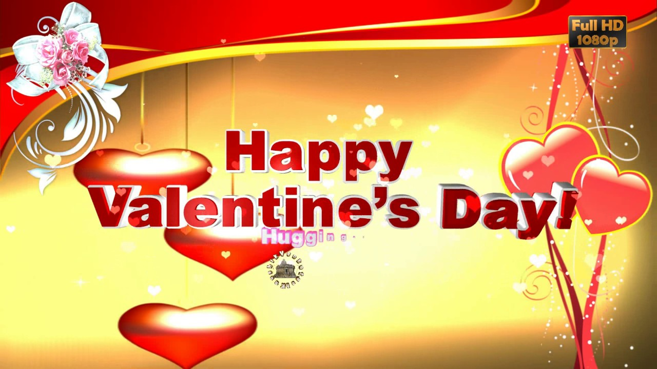 Happy Valentines Day 2018 Wishes Whatsapp Video Valentine S Day