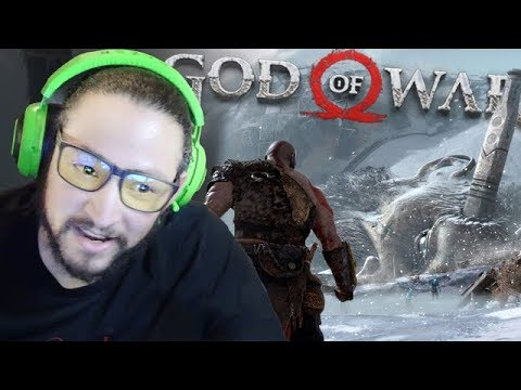 THE GIANT ICICLE - GOD OF WAR Gameplay Part 13