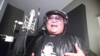 Espinoza Paz Un Hombre Normal (Si Mañana No Me Vez) Cover By Big Daddy Shin, Piano And Voice