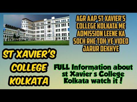 Let's Know About St Xavier's Kolkata// St Xavier's College Kolkata//introduction//sxc //Kolkata Sxc