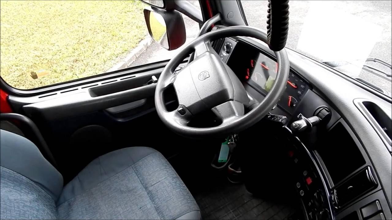W Ultra Volvo FH 420 2010- Wnętrze kabiny - YouTube ZS96