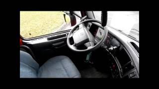 Volvo FH 420 2010- Wnętrze kabiny