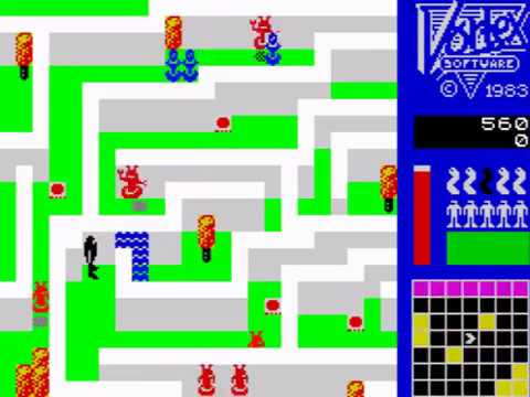 Android Two ~ ZX Spectrum