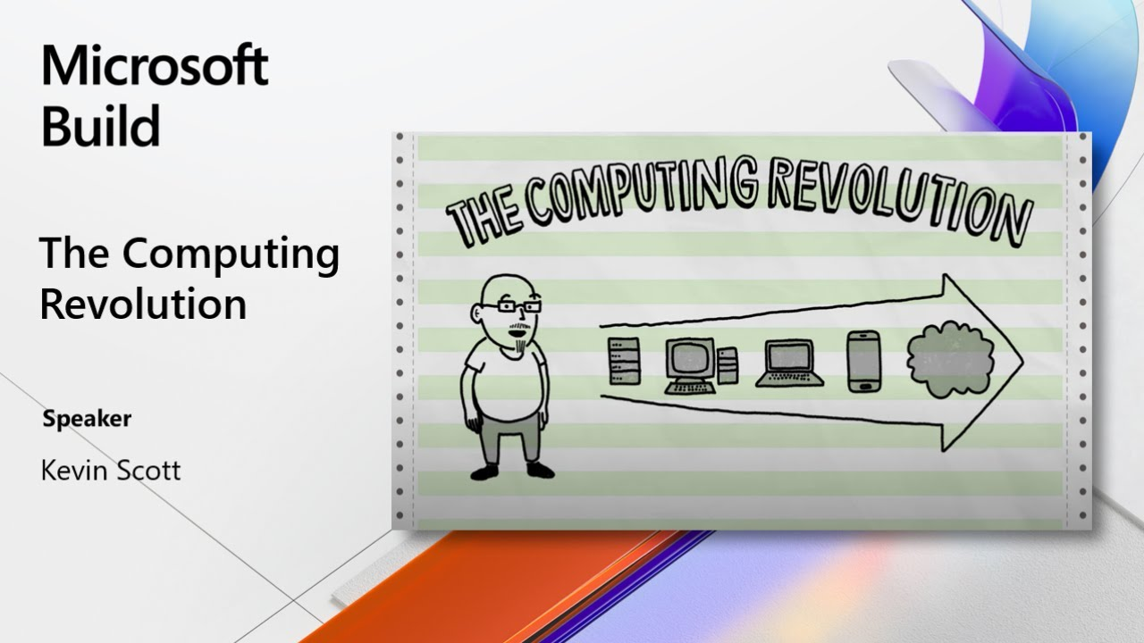 The Computing Revolution - Microsoft