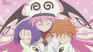 To Love Ru Trouble OVA Opening - [Yattekoi! Daisuki♥]   Lyrics (Sub español)