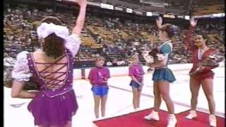 How the 1994 Nancy Kerrigan Attack Changed Figure Skating - 1995 U.S. Nationals