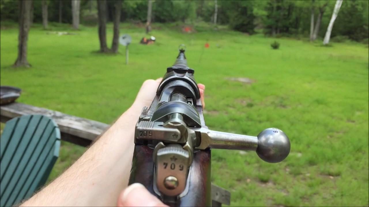 M96 Swedish Mauser