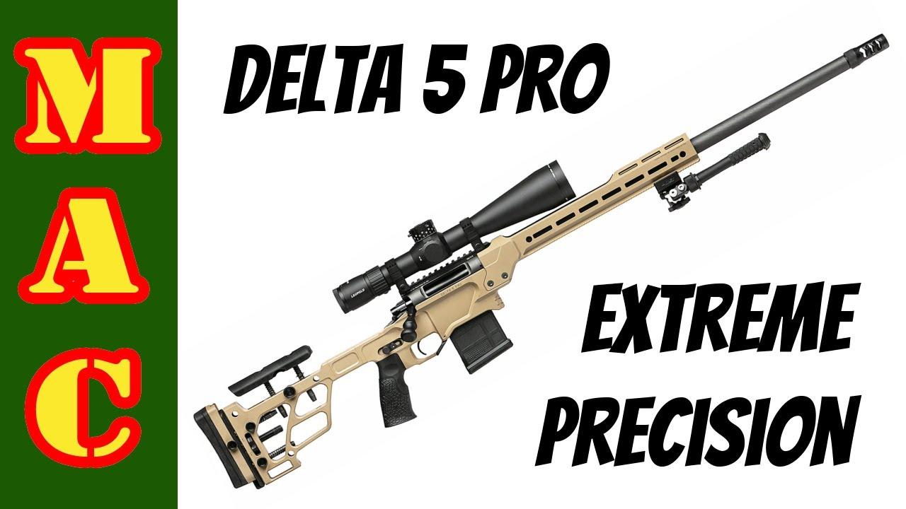 Daniel Defense Delta 5 Pro in 6.5 Creedmoor