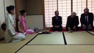 茶道 @崇禅寺、桐生 Japanese Tea Ceremony at Souzen Temple, Kiryu