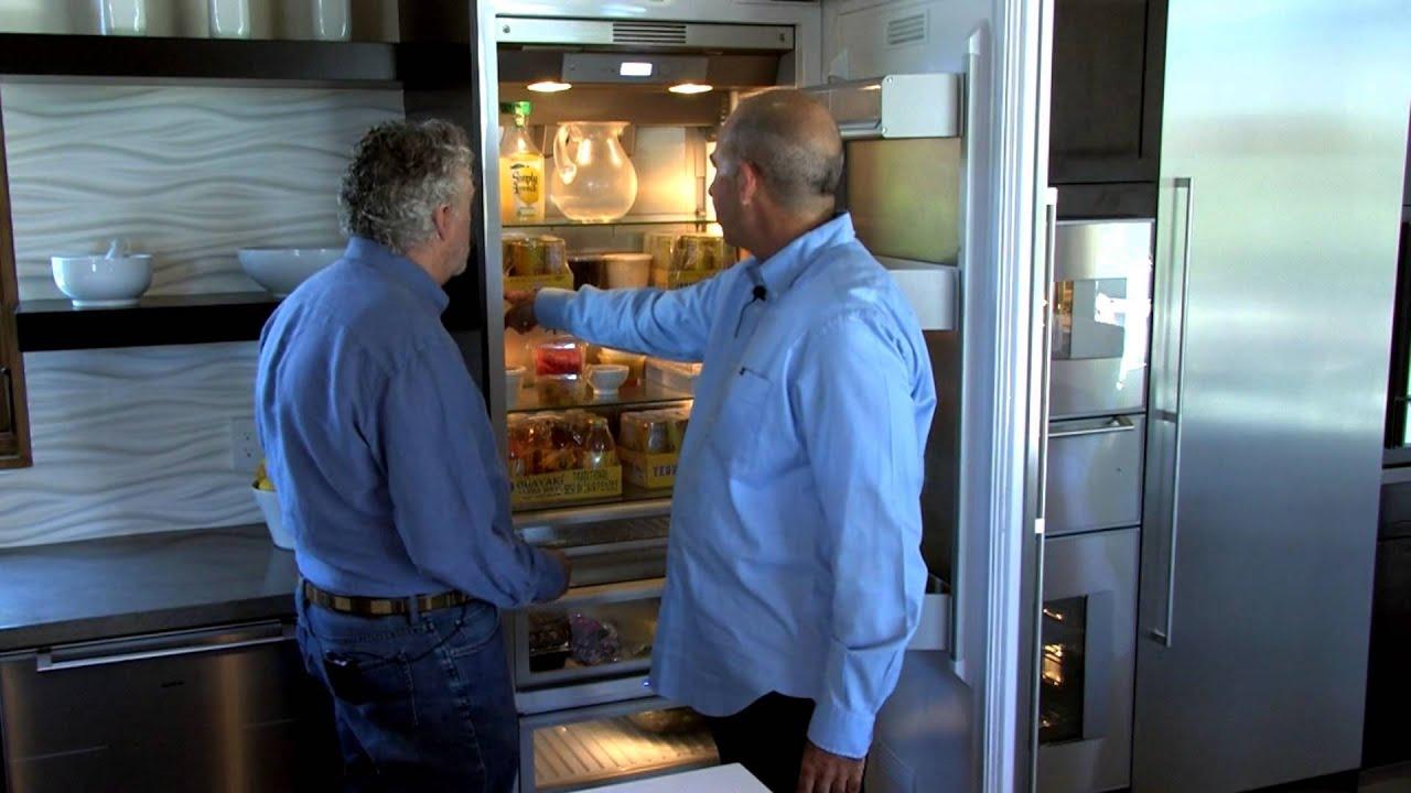 Gaggenau Appliances at VISION House Los Angeles - YouTube