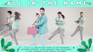 Bright Light Bright Light feat. Elton John - All In The Name