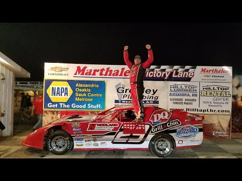 Jeff Crouse Racing. 🏁🏁Feature and Heat Win at Viking Speedway🏁🏁.  Super Stock.  5/5/18.  GOPRO