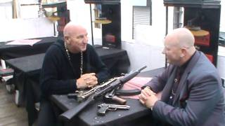Interview with Dave Courtney part 1