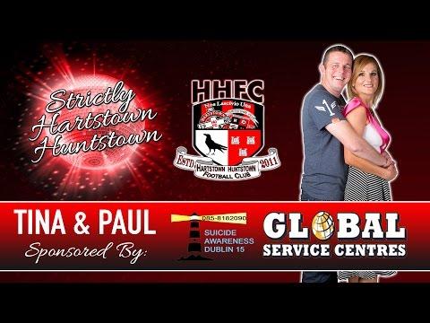 Tina & Paul O'Keefe