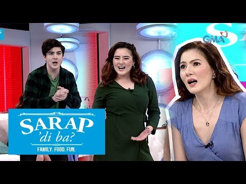 Sarap, 'Di Ba?: Cassy and Mavy impersonate Carmina and Zoren | Episode 6
