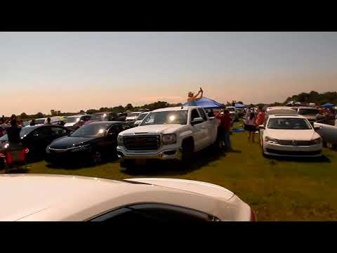 Total Solar Eclipse Aug 21, 2017 Clarksville Tennessee Regional Airport