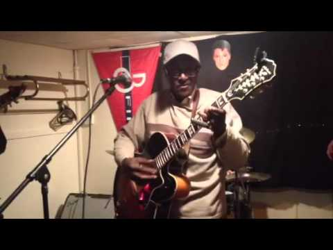 Elmore James Jr 11.21.15 @ Southport Benevolent Society