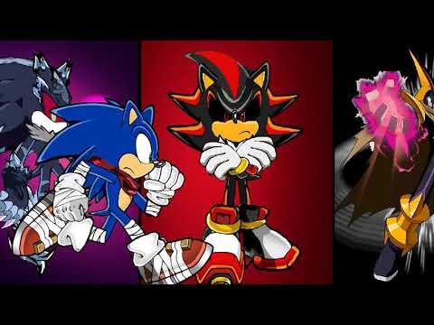 Super Sonic X Universe Tercera Temporada Ending 2 (segunda Versión)