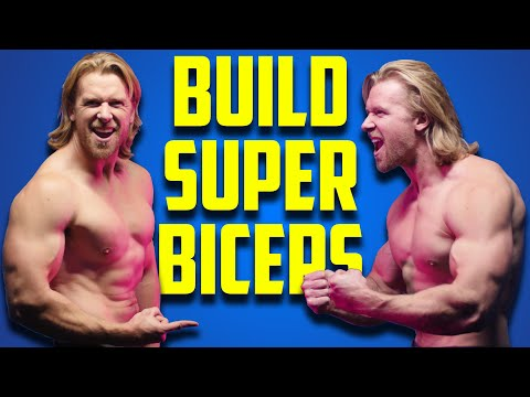 Build SUPER BICEP MUSCLE Fast | 5 Best Gym Biceps Exercises