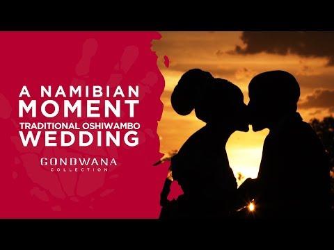 Traditional  Oshiwambo Wedding