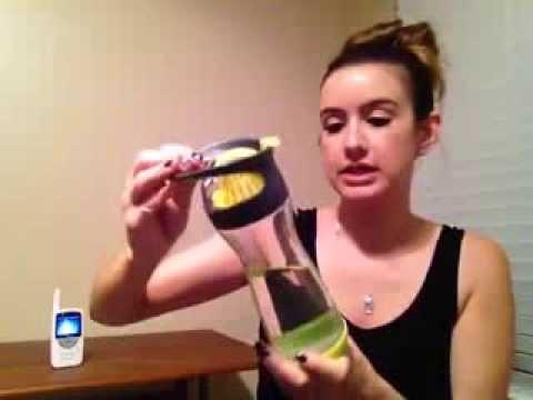 REVIEW: Full Circle Lemon Water On The Go Bottle- LIKE IT