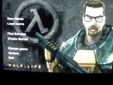 What to do if Half-Life the game on PC asks for a cd key (Cracked)