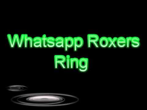 Roxette ringtone for whatsApp
