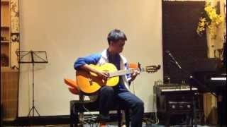 Anh Rất Yêu Em - Guitar solo