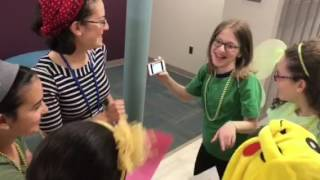 Farber Hebrew Day School Color War 2017 Team Hakatzir video