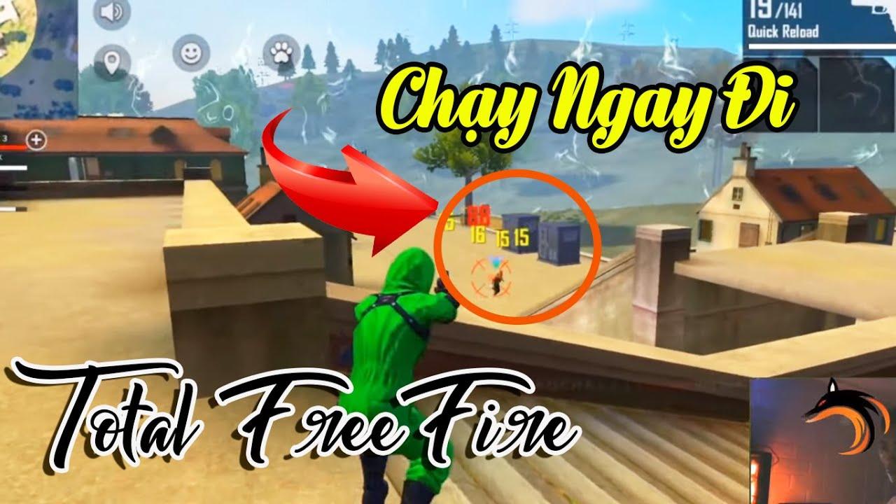 [Total FreeFire]  | FreefireNew #10 : Pha Bắn Đỉnh Kou Trong FreeFiree  Xém Hết Hồn