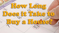 How Long Does it Take to Buy a House?