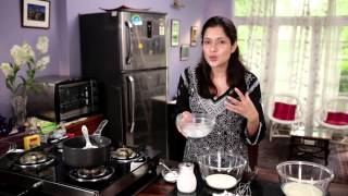 Tender Coconut Panacotta  Easy 3 step recipe