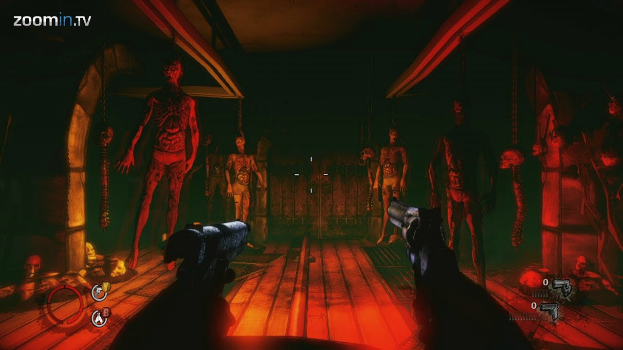 The Darkness 2 Haunted House Carnival Ride And More