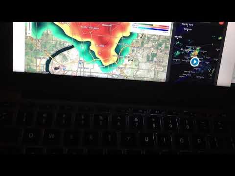07 07 17 Illuminati Nightime Thunderstorm Buffalo, NY
