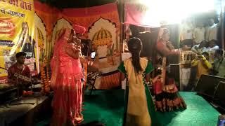 Lalita pawar tejaji bhajan live guda vishnoiyan