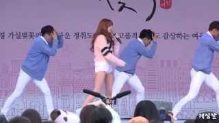 [15.04.18] 샤넌(Shannon) 새벽비 직캠(김창렬의올드스쿨) by 헤임달