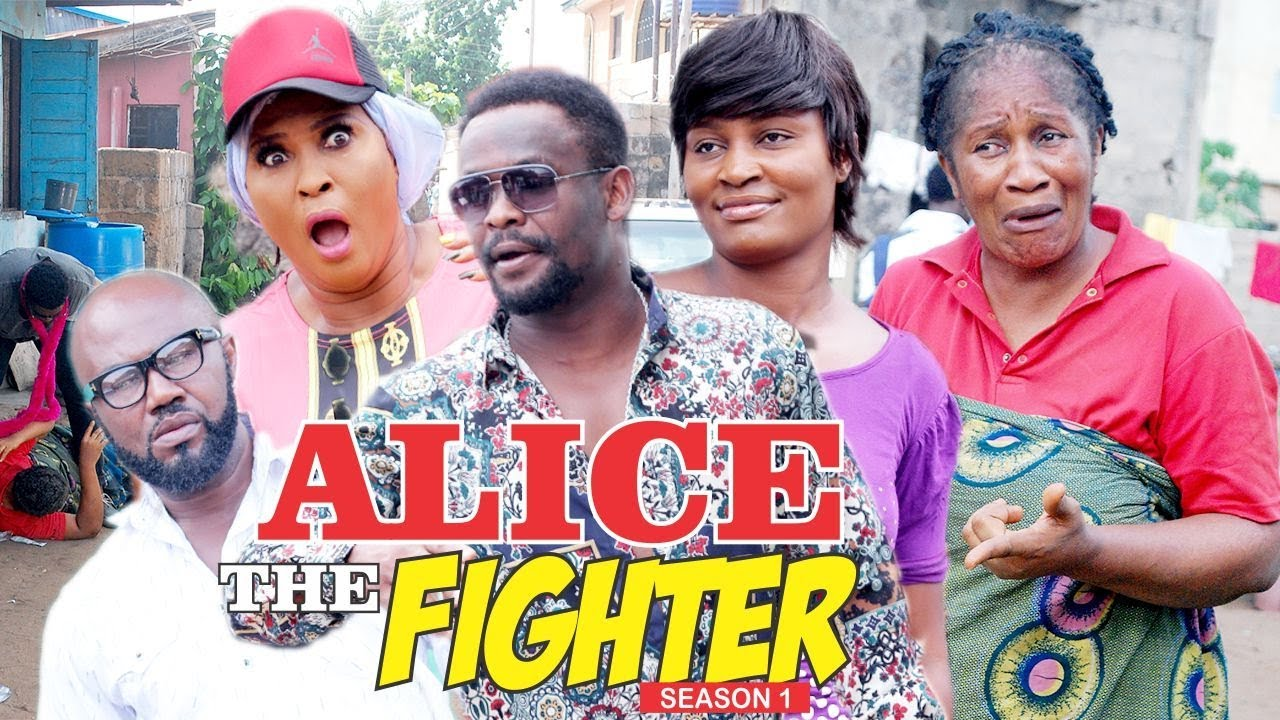 Download ALICE THE FIGHTER 1 - 2018 LATEST NIGERIAN NOLLYWOOD MOVIES || TRENDING NIGERIAN MOVIES