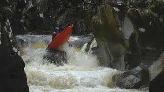 Sneaky Freaky Creeky: A Scottish Kayaking Film