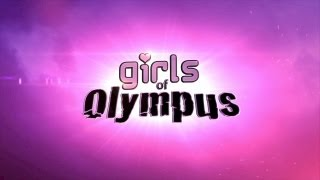 GIRLS OF OLYMPUS Official Trailer ENG HD