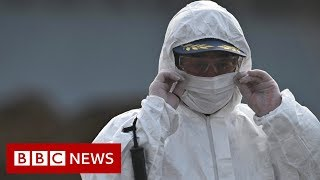 Download Coronavirus: China expels reporters for article it deemed racist - BBC News Mp3 and Videos