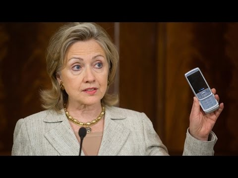 Hillary Clinton's Email Scandal: Deleting Emails vs Wiping a Server