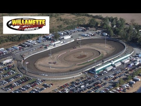 Sprint Car A Main at Willamette Speedway! (Live)