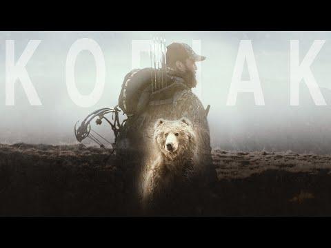 KODIAK Brown Bear at 12 YARDS….WITH A BOW?!!!