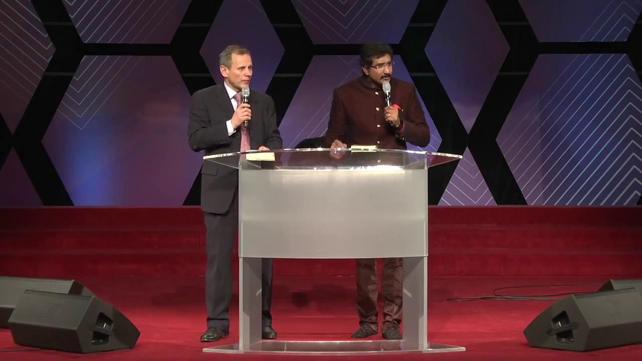 Dr P Satish Kumar Sermons in Russia, GLS SUMMIT - Message 2