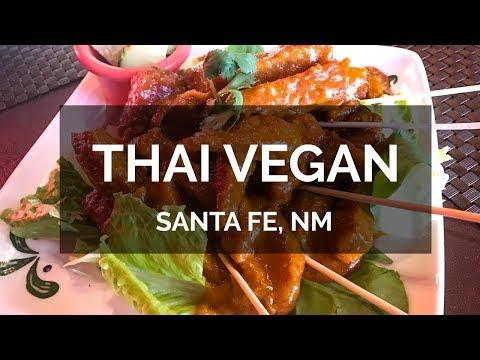 Vegan Voyagers Eat: Thai Vegan, Santa Fe, NM