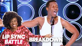 Marcus Scribner vs. Brandon Micheal Hall | Lip Sync Battle Breakdown