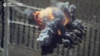 Российские корабли атаковали  Калибрами  объекты ИГ в Сирии