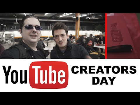 Manchester Creators Day With YouTube - MixtLupus VLogs