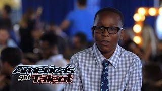 "Quintavious Johnson: 12-Year-Old Wows With ""Who"